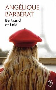 Bertrand et Lola par Barbérat