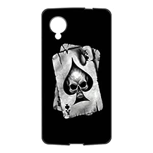 a AND b Designer Printed Mobile Back Cover / Back Case For LG Google Nexus 5 (NEXUS_5_3D_2602)