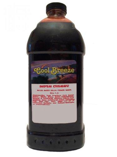 Cherry Frozen Drink Machine Granita Slush Mix