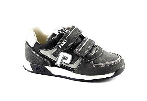PRIMIGI 62871 grigio scarpe bambino sneakers sport strappi 30