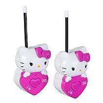 Hello Kitty Walkie Talkies (54009)