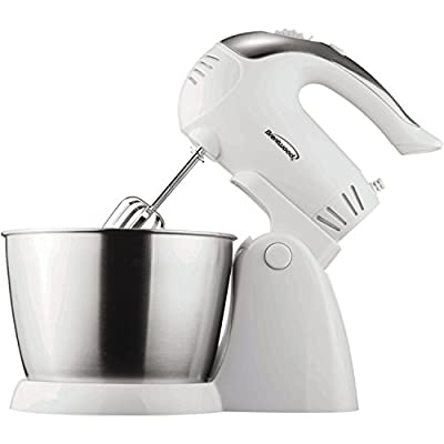 Brentwood SM-1152 5-Speed Stand Mixer with Bowl by Petra (Drop Ship)