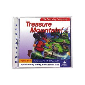 The Learning Company Treasure Mountain!