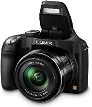 Panasonic DMC-FZ72EG-K Lumix Digitalkamera (7,5 cm (3 Zoll) Display, 16,1 Megapixel, 60-fach opt. Zoom, Superzoom, Full HD) schwarz