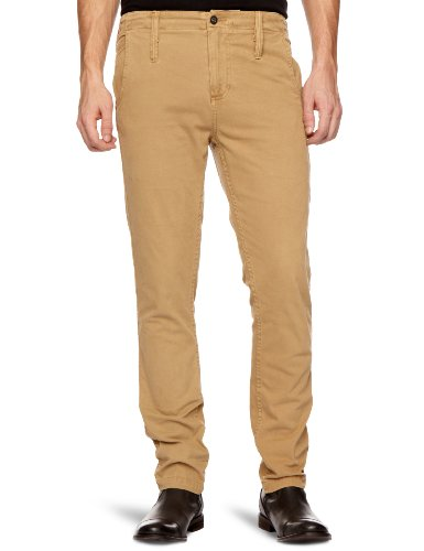 Firetrap Recruit Straight Men's Trousers Sand W30 INxL32 IN