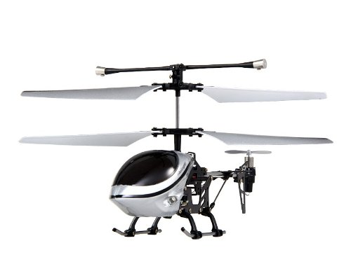 HAPPYCOW Alloy + ABS 3.5-channel RC Helicopter Toy