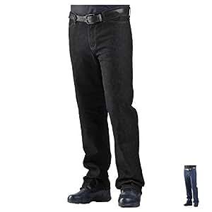 Drayko Renegade Riding Jeans - 34/Black