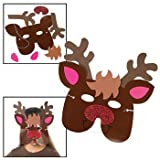 Reindeer Mask Craft Kit - Crafts for Kids & Hats & Masks
