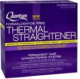 Quantum Thermal Straightener Normal/Resistant Formula by Zotos