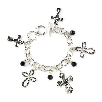 Fusion of Faith and Fashion Bracelet- Fashion Jewelry Collection