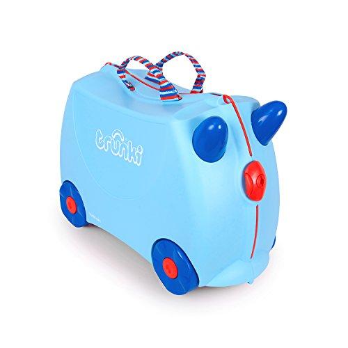 Trunki Bagages enfant 10109 Bleu 18.0 liters