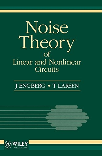 Noise Theory Linear   Nonlinear Circuits