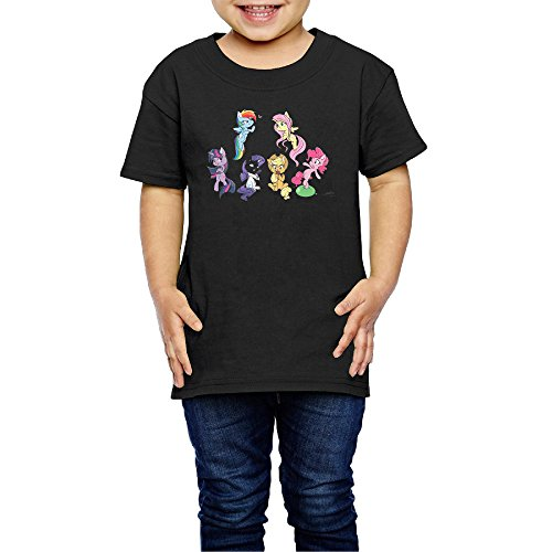 [KIDDOS Little Boy's Colorful Horse T Shirt For 5-6 Toddler] (Cyberchase Costumes)