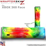 Product  - Product title Tie Dye Skin by WraptorSkinz TM fits Original XBOX 360 Factory Faceplates
