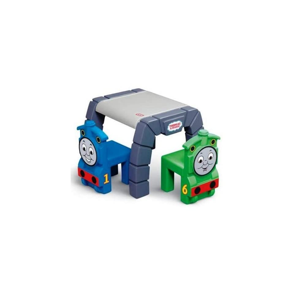 Mesmerizing Little Tikes Thomas & Friends Table & Chairs Set Images ...