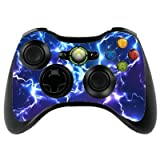 the grafix studio Electric Xbox 360 Remote Controller/Gamepad Skin / Vinyl Cover / Vinyl Xbr22