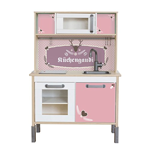 Ikea Schreibtisch Tastaturauszug ~   IKEA Kinderküche DUKTIG (Farbe Rosa)  Kinderzimmer Dekoration
