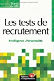 Tests de recrutement...