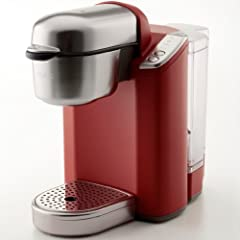Keurig(キューリグ) コーヒーメーカー trevie トレビエ BS100R (赤:クイーンレッド)