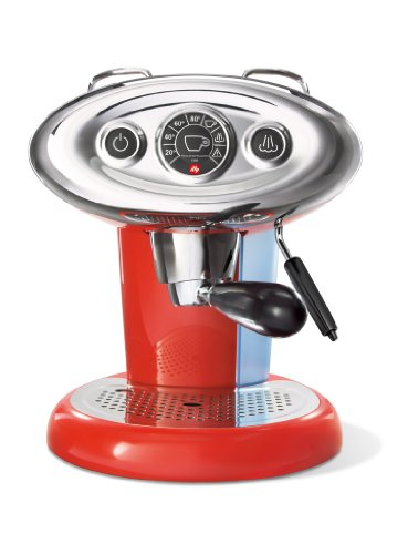 Francis-Francis-X71-Iperespresso-Machine-Red