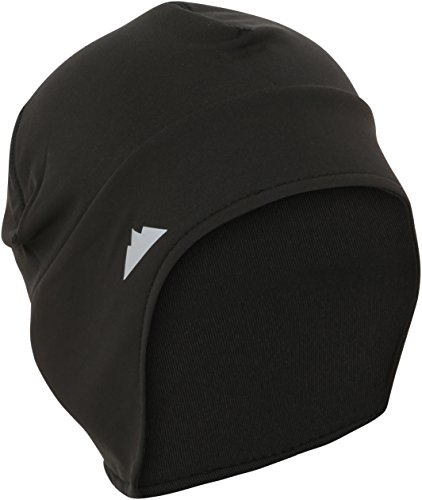 Helmet Liner Skull Cap with Ear Covers. Ultimate Thermal Retention and Performance Moisture Wicking. Fits Under Helmets.