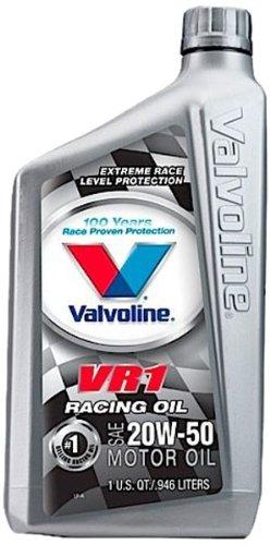 valvoline-822347-vr1-sae-20w-50-racing-motor-oil-1-quart-bottle-case-of-6