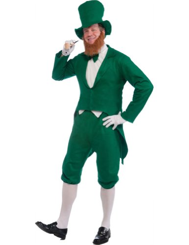 Leprechuan Pub Crawl Adult Costume Adult Mens Costume