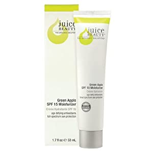 Juice Beauty Green Apple Moisturizer SPF 15 by Mainspring America, Inc. DBA Direct Cosmetics