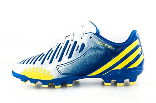 Scarpe calcio bambino ADIDAS P ABSOLADO LZ TRX AG J G64901 azzurro N.38 X2550