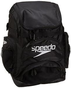 Speedo Performance Medium Pro Backpack, Black