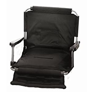 Picnic Plus Portable Wide Stadium Seat With Arms from PICNIC PLUS