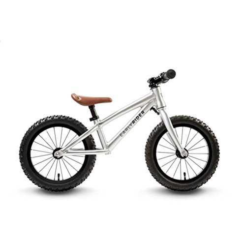 """Early Rider, Bicicletta per Bambino, modello Runner Balance, Alluminio (Aluminium), 14"""""""