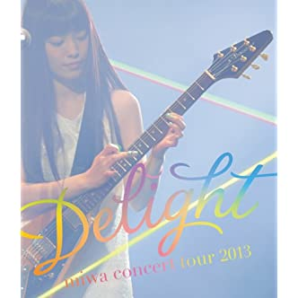 miwa concert tour 2013 Delight