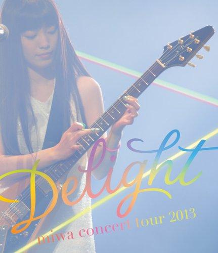 [H264 / Blu-Ray] miwa – miwa concert tour 2013 Delight