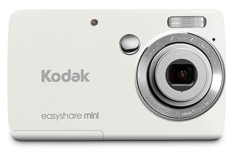Kodak EasyShare Mini M200 10 MP Digital Camera