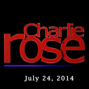 Charlie Rose: Ashrah Ghani and Jim Chanos, July 24, 2014 Radio/TV Program