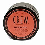 American Crew: Classic Defining Paste, 3 oz,Medium Hold, Low Shine,Matte Finish, Adds Texture Increases Definition, Includes Beeswax for Thicker, Fuller Appearance (2 Pack)