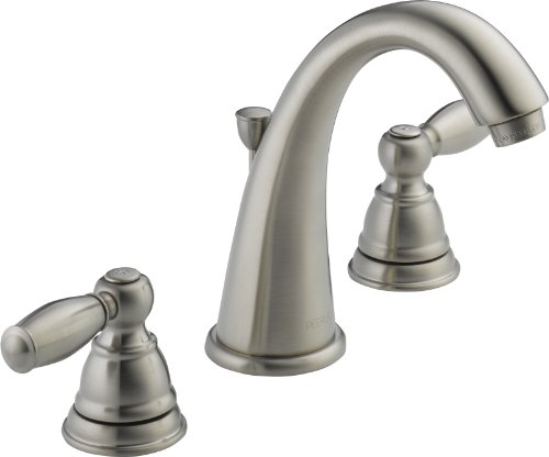 Peerless P299196LF-BN Apex Two Handle Lavatory Faucet, Brushed Nickel (Peerless Bath Faucet compare prices)
