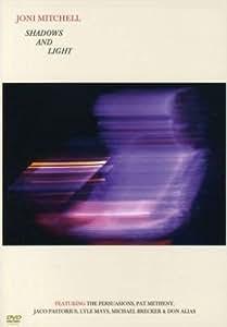 Joni Mitchell - Shadows and Light [Import USA Zone 1]