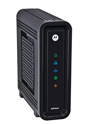 Motorola SB6180 DOCSIS 3.0 Cable Modem in Non-Retail Packaging