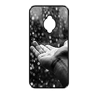 Vibhar printed case back cover for Xiaomi Mi 4 HandInRain