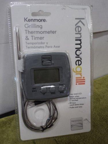 Kenmore Grill Thermometer und Timer günstig
