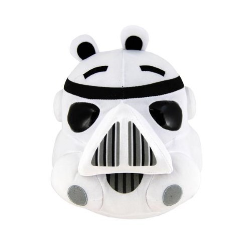Angry Birds Star Wars - Stormtrooper Pig 20 cm
