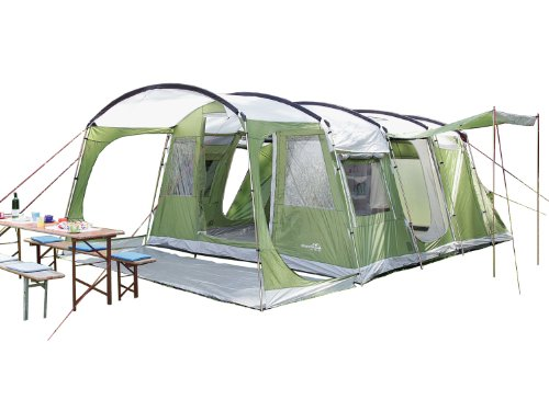 Skandika Saturn Six Man Family Tent
