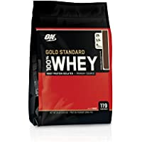 Optimum Nutrition Gold Standard 100% Whey Protein (8 Pounds Double Rich Chocolate)