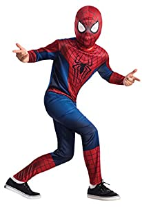 R880603 (8-10) Rubies Spiderman Costume Child