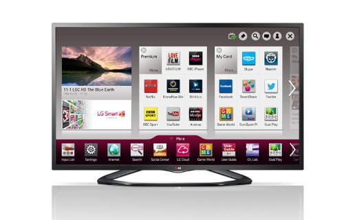 LG 32LN575V 32-inch Widescreen 1080p Full HD Smart LED TV with Built-In Wi-Fi/Freeview HD - 21st Birthday Your Birthdays - Electronics