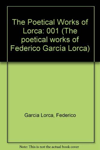 Poet in New York (Poetical Works of Federico Garcia Lorca)