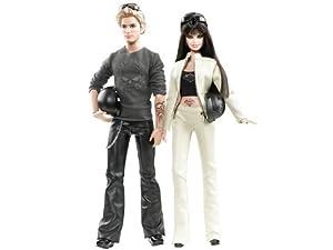 Barbie Collector # R9911 Harley Davidson = 2 dolls