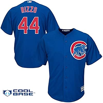 Anthony Rizzo Chicago Cubs #44 MLB Youth Cool Base Alternate Jersey